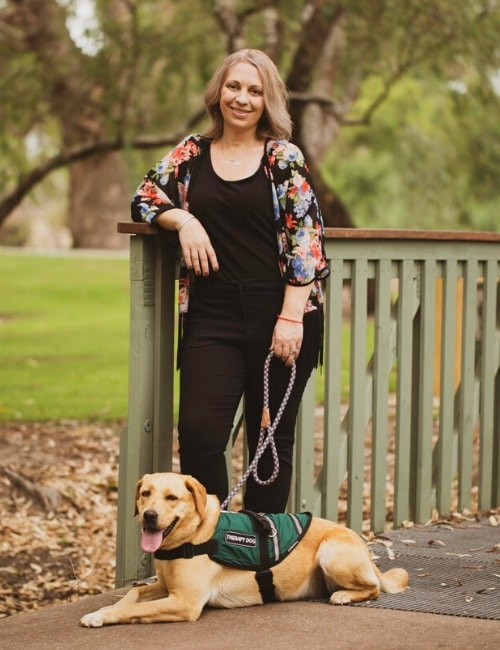animal assisted therapy in wodonga albury